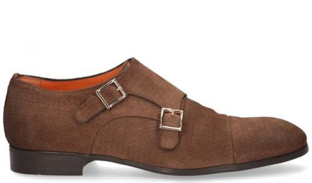 Santoni | Schoen | MGSI14549SMOIC bruin