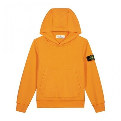 Stone Island Kids | Hoody | MO741661640 oranje