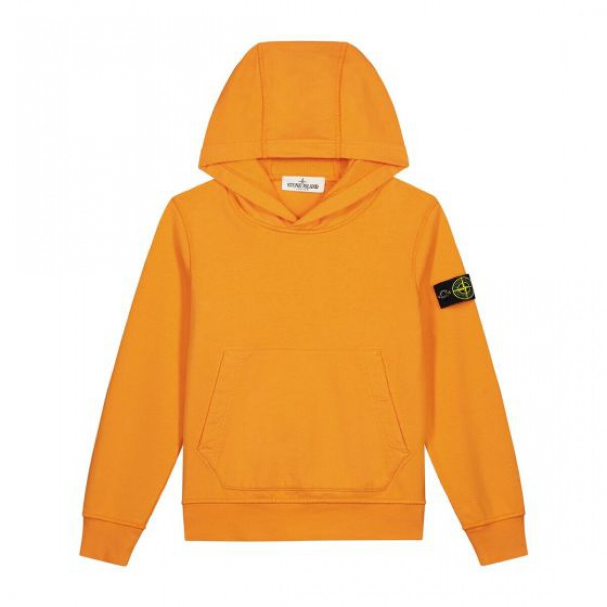 Stone Island Kids   Hoody   MO741661640 oranje