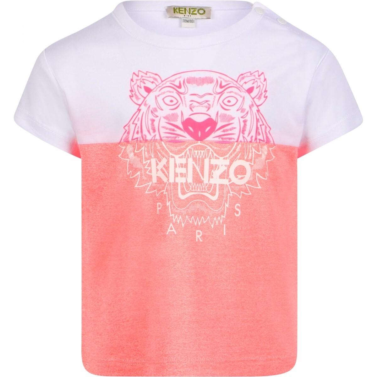 KENZO KIDS | KQ10218 pink