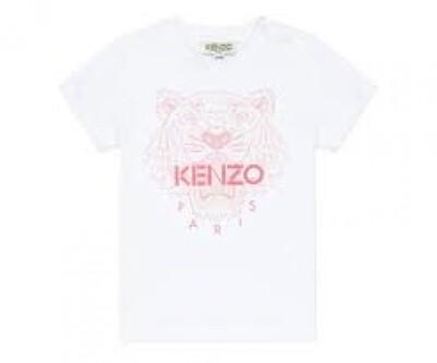 KENZO KIDS | KQ10258 wit