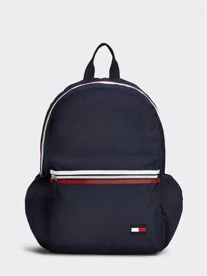 Tommy Hilfiger Kids | Backpack | AU0AU00873 d.blauw