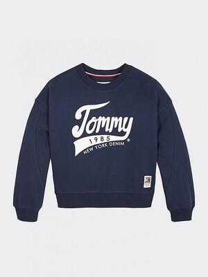 Tommy Hilfiger Kids | KG0KG04955 zwart