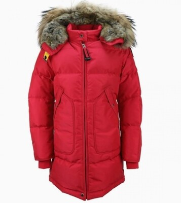 Parajumpers Kids | Jas Long Bear Girl | PGJCKMA83-2 LONGBEAR rood