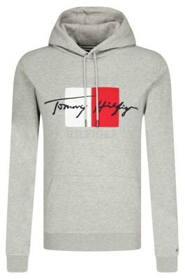 Tommy Hilfiger | Hoody | MW0MW14202 grijs