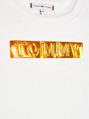Tommy Hilfiger | T-Shirt | KG0KG05028 wit
