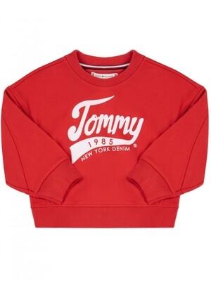 TOMMY HILFIGER KIDS | SWEATER | KG0KG04955 ROOD