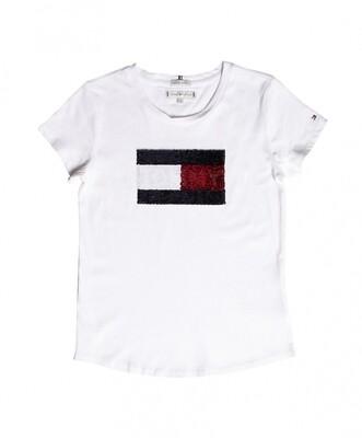 Tommy Hilfiger Kids | T-Shirt | KG0KG05251 wit
