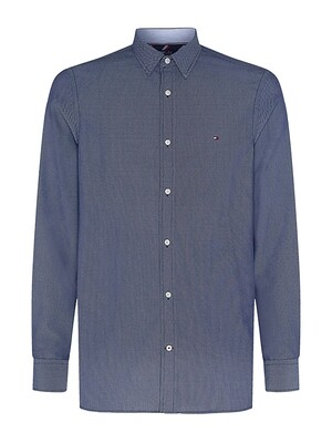 Tommy Hilfiger | Shirt | MW0MW15007 navy