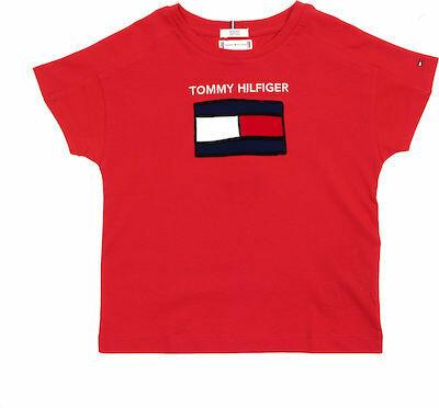 Tommy Hilfiger Kids | T-shirt | KG0KG05036 rood