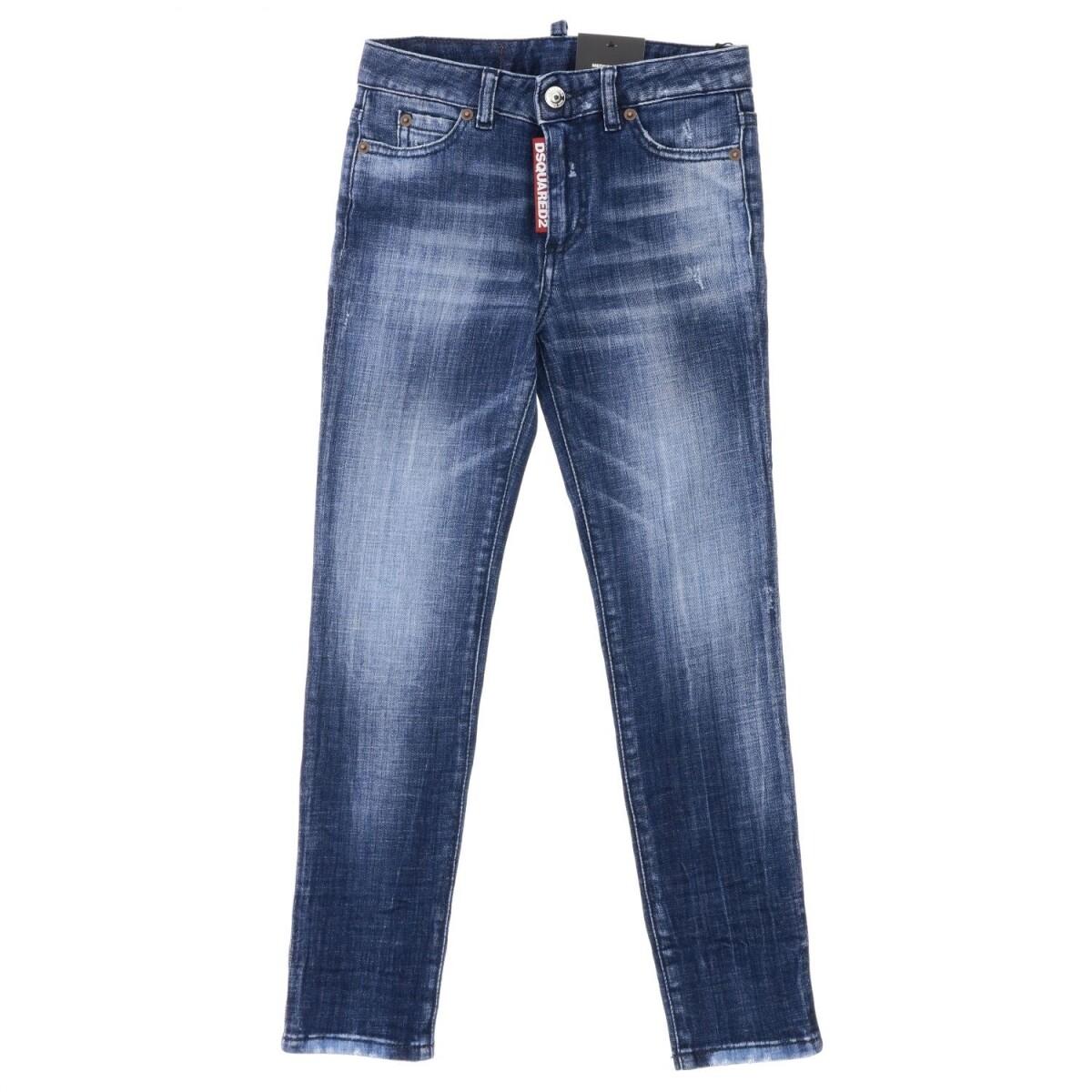 DSQUARED2 | TWIGGY JEANS | DQ01DX D00YA jeans