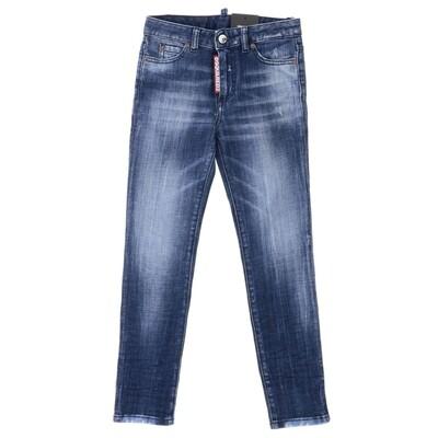 Dsquared2 Kids | Twiggy Jean | DQ01DX D00YA jeans