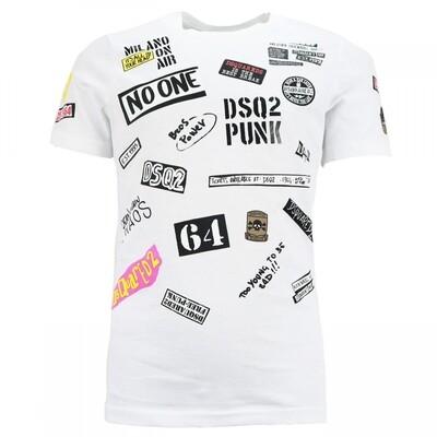 Dsquared2 Kids | T-Shirt | DQ03Y3 D00XG wit