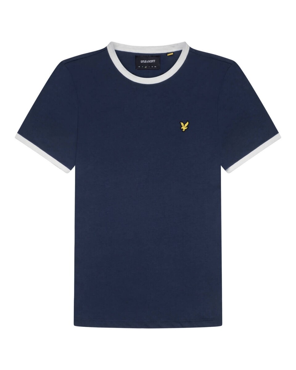 Lyle and Scott   T-shirt   TS705V navy