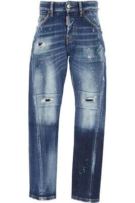 DSQUARED2 | TWIST JEANS | DQ02VD D00YG DQ01 jeans