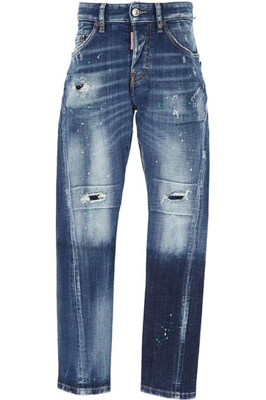 DSQUARED2 | TWIST JEANS |DQ02VD D00YG DQ01 jeans