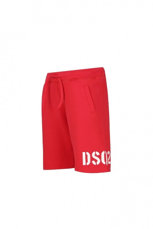 DSQUARED2 | SHORT | DQ03WZ D00RG rood