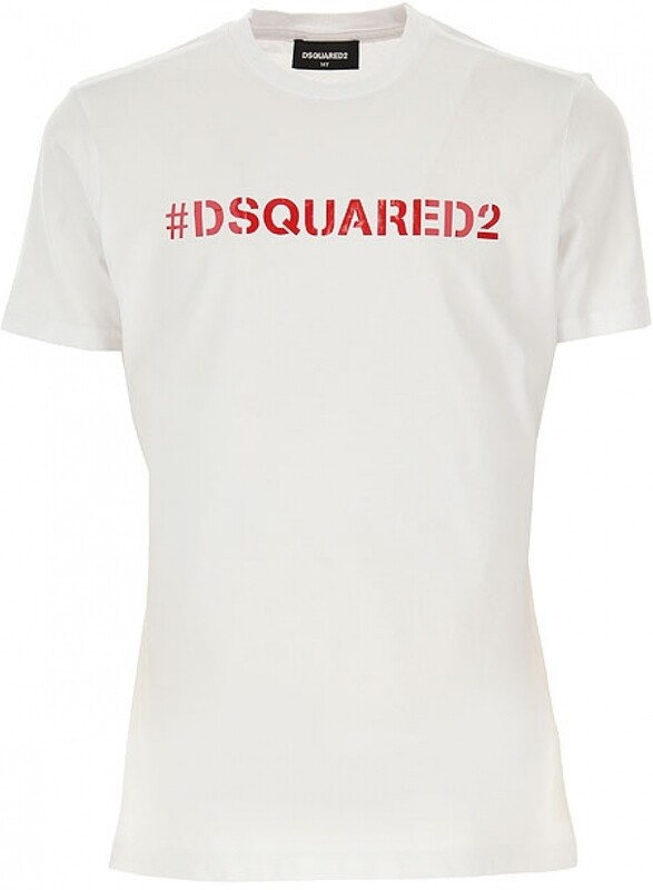 DSQUARED2 | T-SHIRT | DQ03XX D00MQ wit
