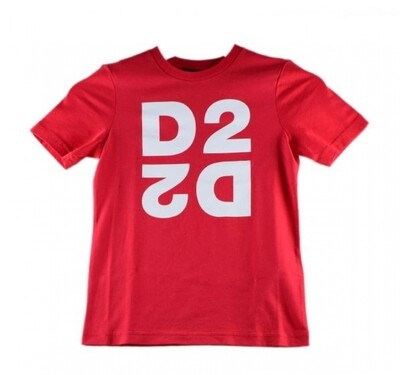 Dsquared2 Kids | T-Shirt | | DQ03WI D00XK rood