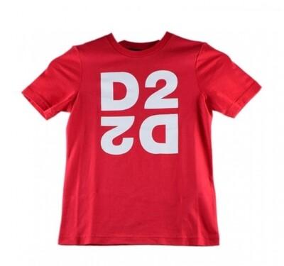 Dsquared2 Kids | T-Shirt | | DQ03WI D00XK rood