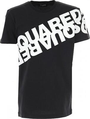 Dsquared2 Kids | T-Shirt | DQ03WA D00W5 zwart