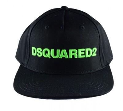 DSQUARED2 | CAP| DQ03YM D00YT zwart
