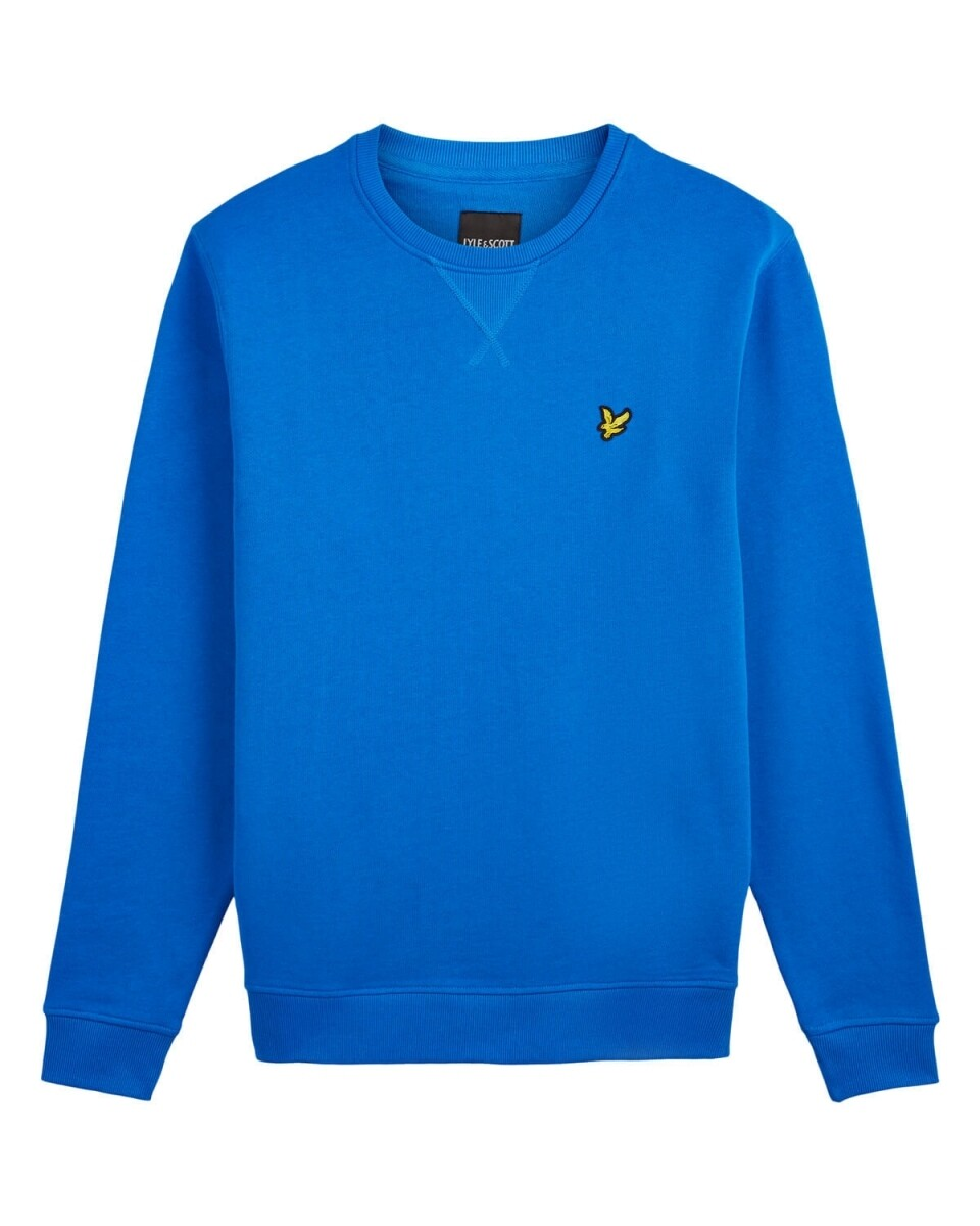 Lyle and Scott | Sweater | ML424VTR l.blauw
