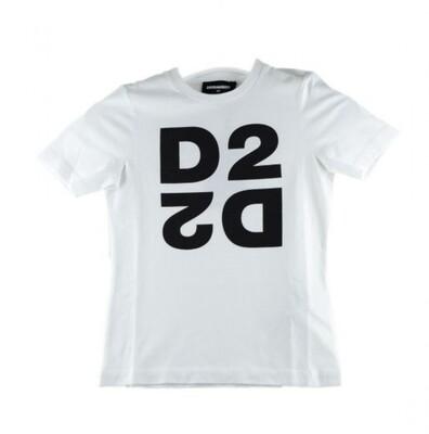 Dsquared2 Kids | T-Shirt | DQ03WI D00XK wit