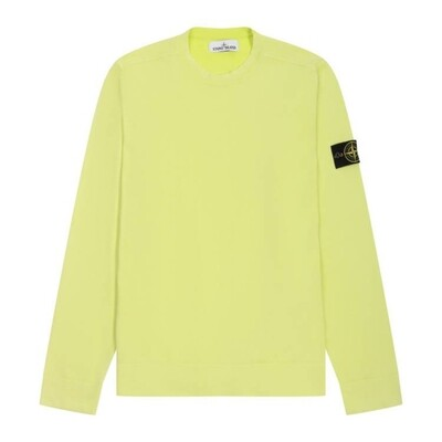 Stone Island | Pullover | MO7415554D9 Geel