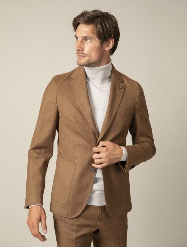 Cavallaro | Blazer | 113205025 bruin