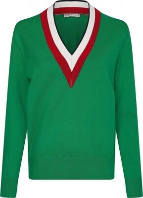Tommy Hilfiger   Pullover   WW0WW29878 groen