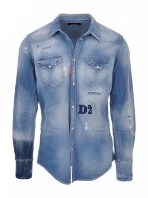DSQUARED2 | shirt | S74DM0494 S30341 jeans