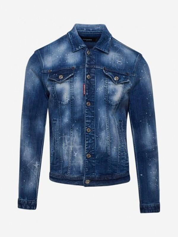 DSQUARED2 | denim jacket | S74AM1136 S30342 jeans