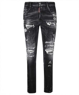 DSQUARED2 | Skater Jean | S74LB0920 S30503 zwart