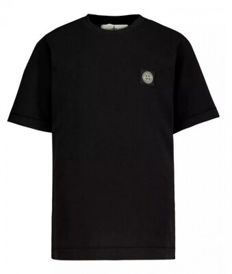Stone Island Kids | T-shirt | MO741620147 zwart