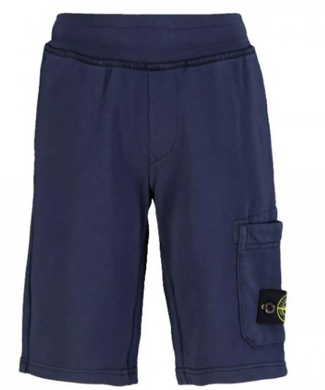 Stone Island Kids | Shorts | MO741661840 d.blauw