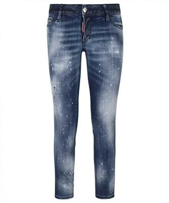 DSQUARED2   Jennifer Cropped   S75LB0462 S30342 jeans