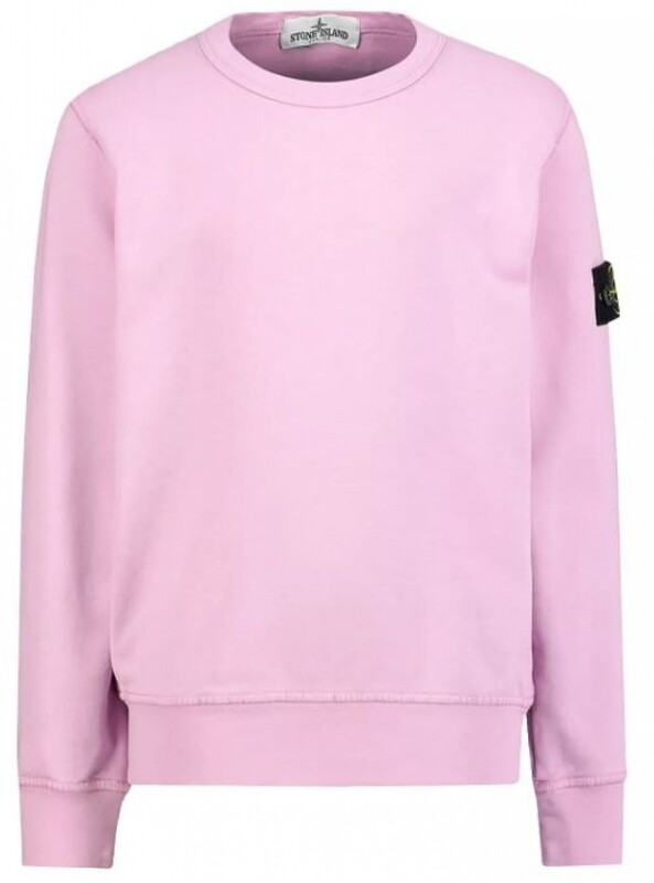 Stone Island Kids | Sweater | MO741661340 roze