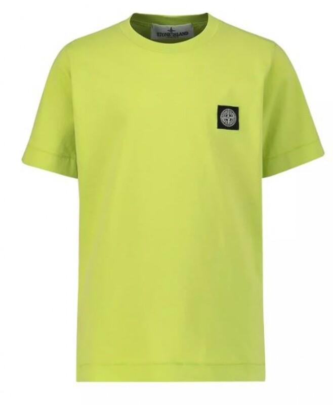 Stone Island Kids | T-Shirt | MO741620147 geel