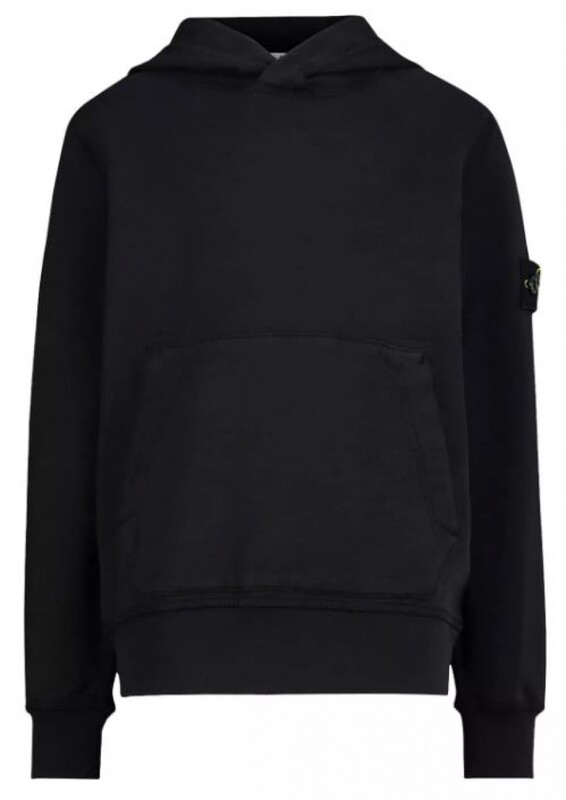 Stone Island Kids | Sweater | MO731661640 zwart