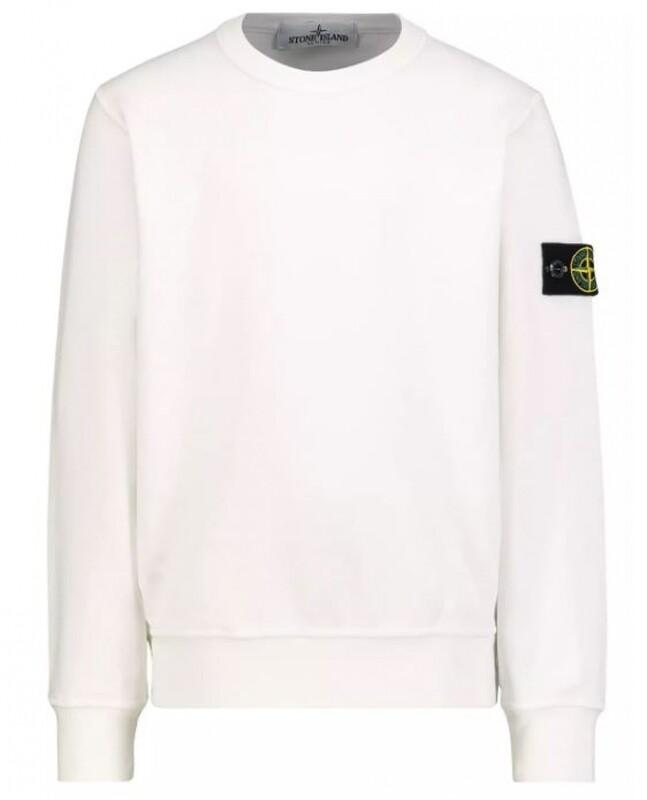 Stone Island Kids | Sweater | MO741661340 wit