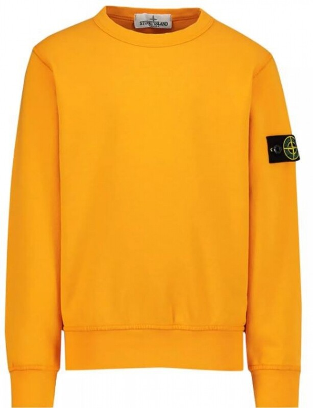 Stone Island Kids | Sweater | MO741661340 oranje