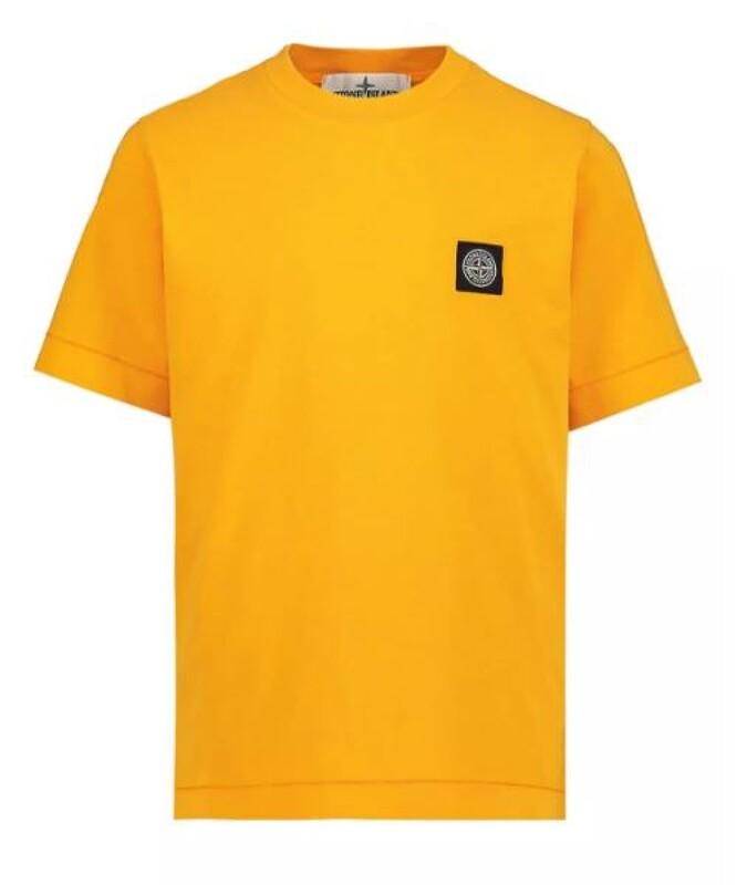 Stone Island Kids | T-Shirt | MO741620147 oranje