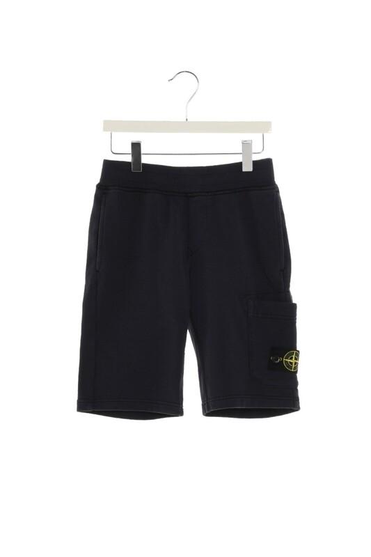 Stone Island Kids | Shorts | MO741661840 zwart