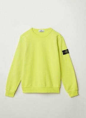 Stone Island Kids | Sweater | MO741661340 geel