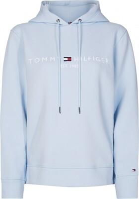 Tommy Hilfiger   Sweater   WW0WW26410 l.blauw