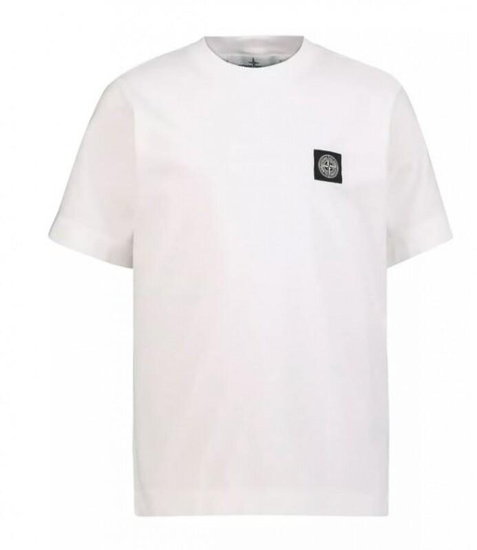 Stone Island Kids | T-Shirt | MO741620147 wit