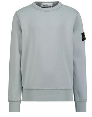 Stone Island Kids | Sweater | MO741661340 grijs
