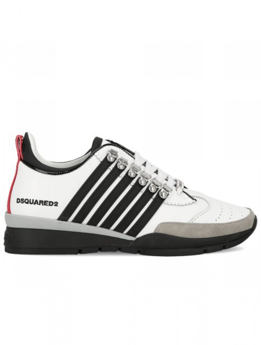 Dsquared2   Sneaker   SNM0146 11570001 wit