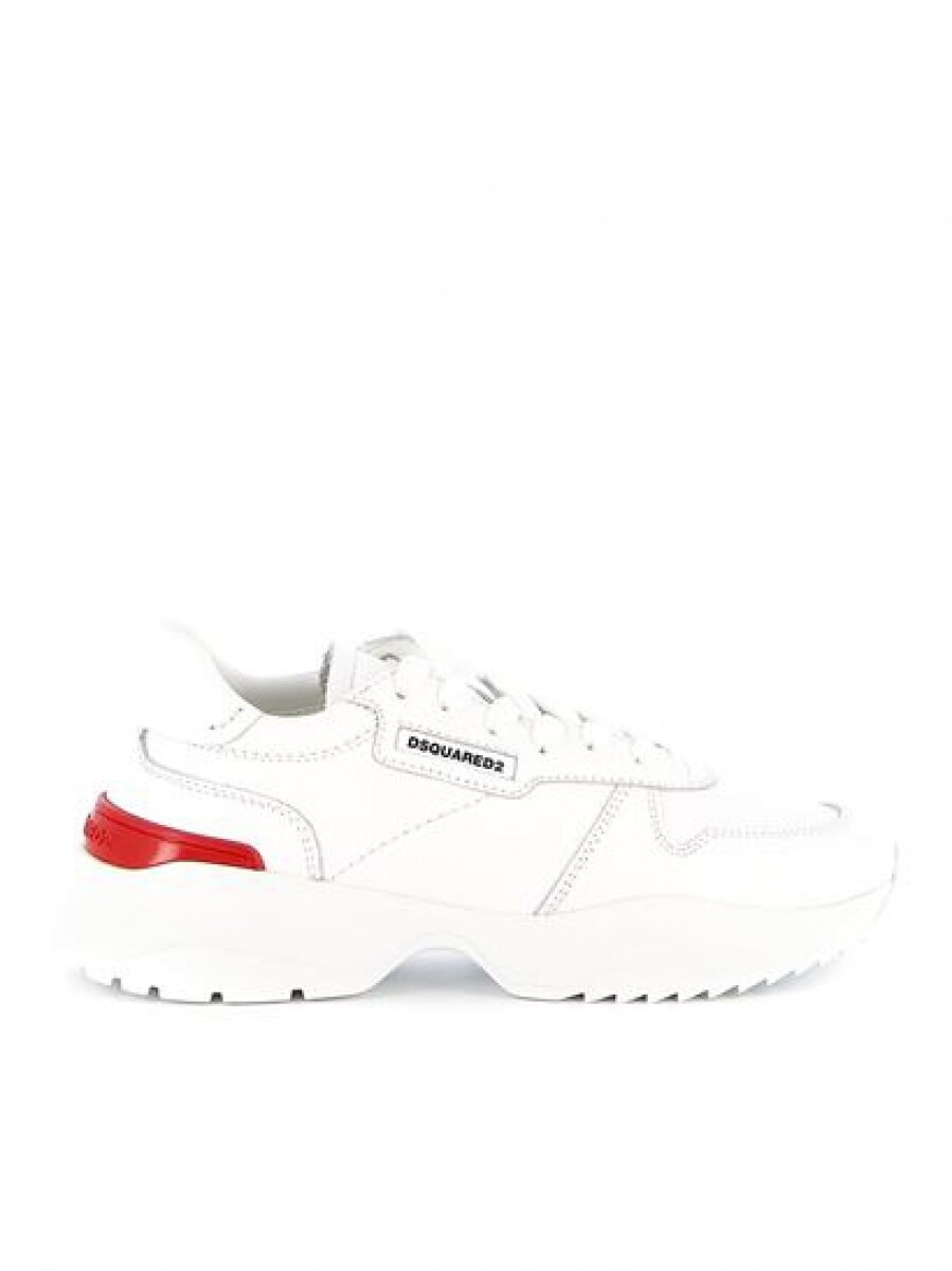 Dsquared2   Sneaker   SNM0093-01500001 wit